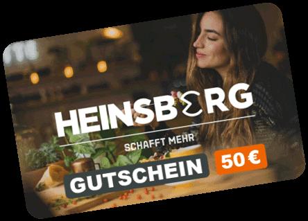 Heinsberg schafft mehr Gutschein